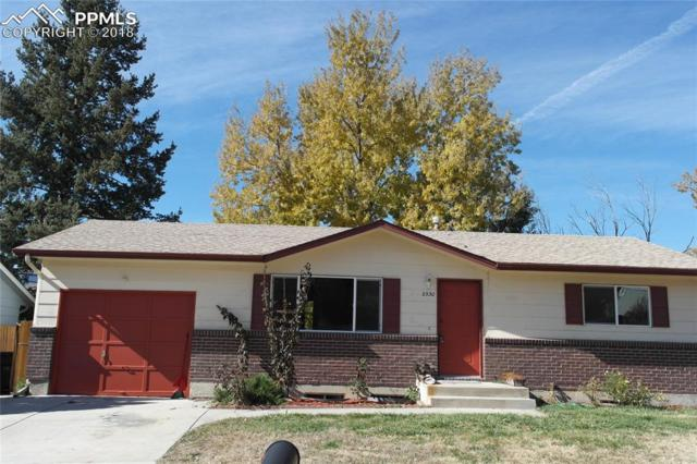 2330 Carmel Drive, Colorado Springs, CO 80910 (#6817395) :: Venterra Real Estate LLC