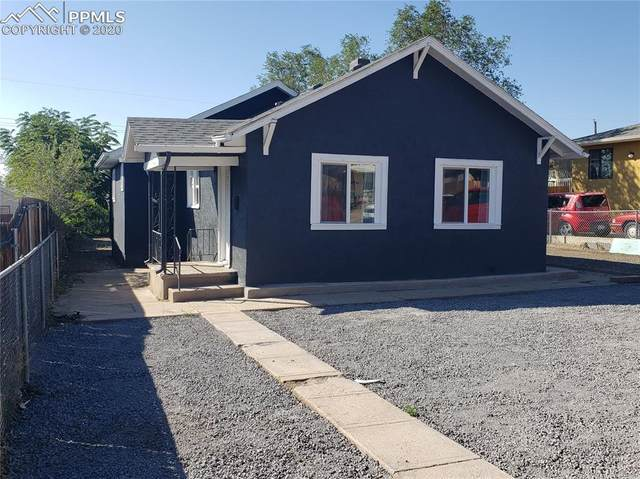 1622 E 14th Street, Pueblo, CO 81001 (#6819447) :: CC Signature Group