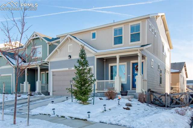 8221 Cypress Wood Drive, Colorado Springs, CO 80927 (#6819741) :: The Dixon Group