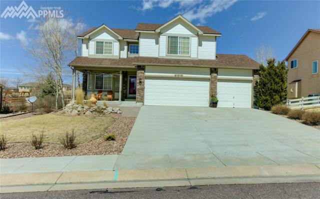 420 Oxbow Drive, Monument, CO 80132 (#6822805) :: Fisk Team, RE/MAX Properties, Inc.