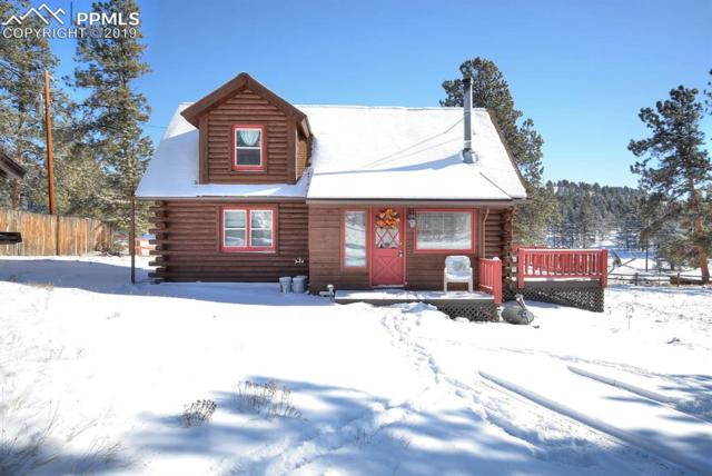 1583 Canon Street, Guffey, CO 80820 (#6824269) :: Jason Daniels & Associates at RE/MAX Millennium