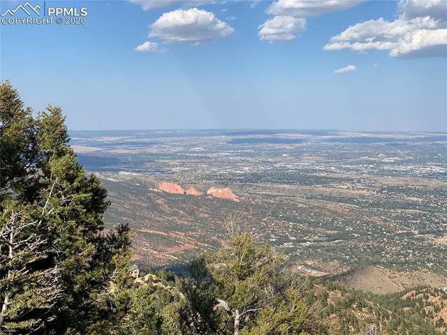 352 Sunrise Peak Road, Manitou Springs, CO 80829 (#6824580) :: The Treasure Davis Team