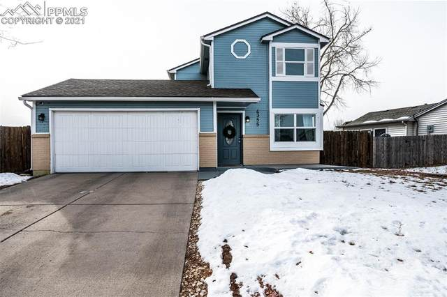 4355 Neal Court, Colorado Springs, CO 80916 (#6825386) :: The Treasure Davis Team