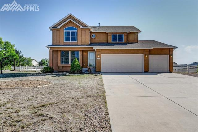 8347 Tibbs Road, Peyton, CO 80831 (#6825515) :: Fisk Team, RE/MAX Properties, Inc.