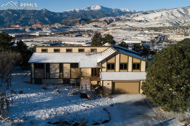 4922 W Cliff Point Circle, Colorado Springs, CO 80919 (#6825757) :: The Daniels Team