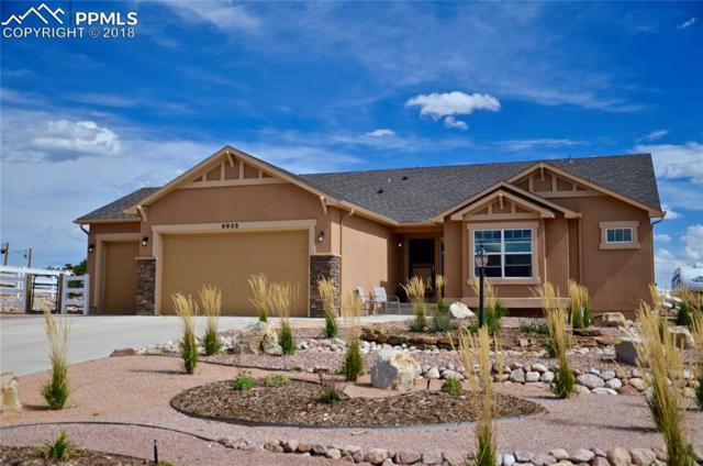 9935 Keating Drive, Peyton, CO 80831 (#6826273) :: The Hunstiger Team
