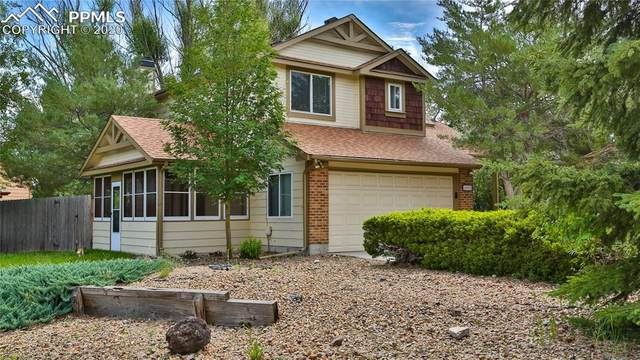 1855 Seven Arrow Drive, Colorado Springs, CO 80915 (#6827089) :: Finch & Gable Real Estate Co.