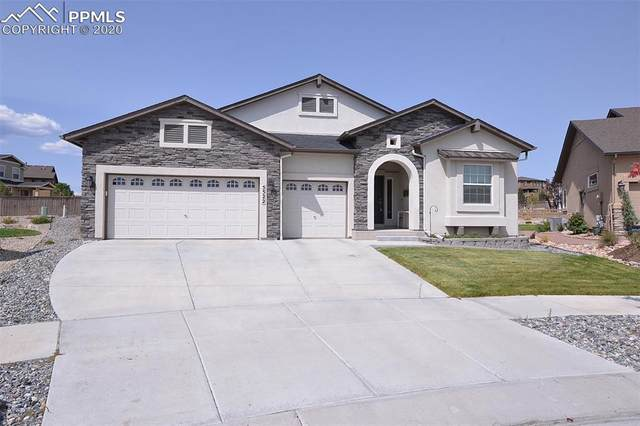 5522 Thurber Drive, Colorado Springs, CO 80924 (#6827861) :: Action Team Realty