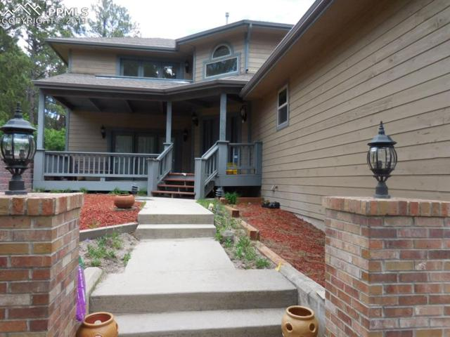 1285 Blueberry Hills Road, Monument, CO 80132 (#6830948) :: Action Team Realty