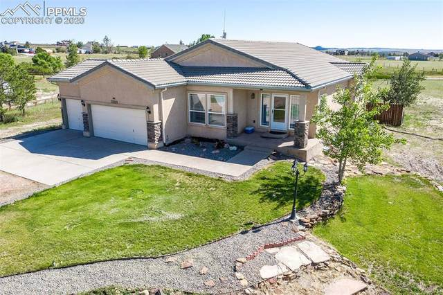 13510 Halleluiah Trail, Elbert, CO 80106 (#6835235) :: Tommy Daly Home Team