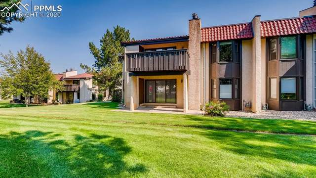 3109 Broadmoor Valley Road C, Colorado Springs, CO 80906 (#6835959) :: The Treasure Davis Team