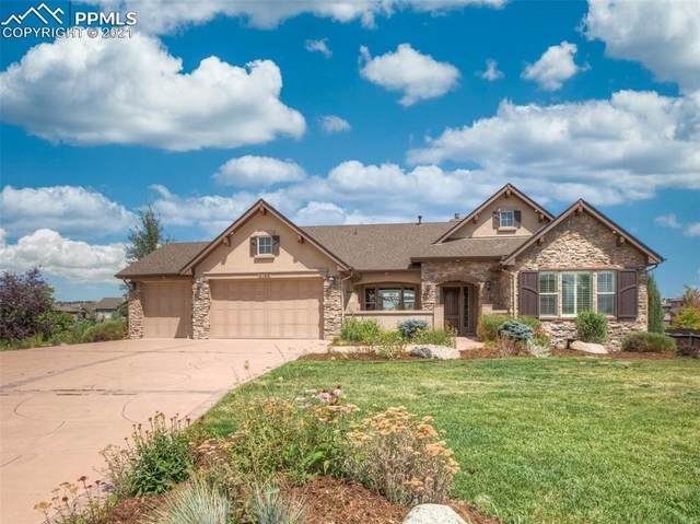 2168 Bent Creek Drive, Colorado Springs, CO 80921 (#6836276) :: Tommy Daly Home Team