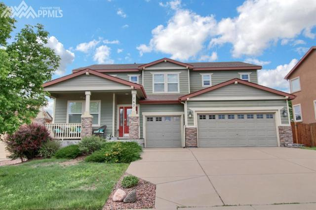 762 Airman Lane, Colorado Springs, CO 80921 (#6839293) :: The Hunstiger Team