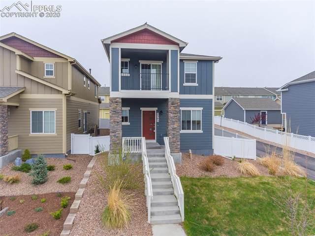 2305 Falkirk Drive, Colorado Springs, CO 80910 (#6839419) :: The Kibler Group