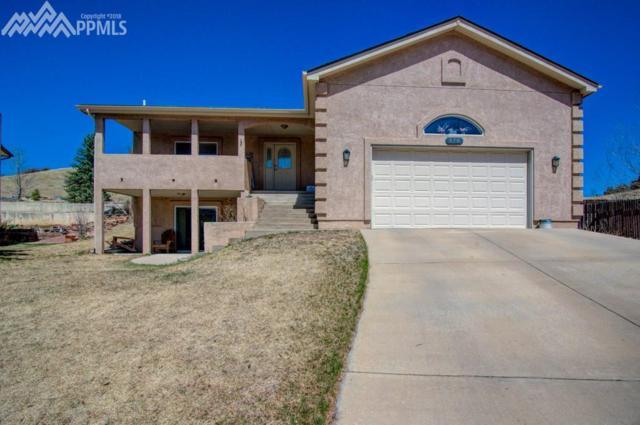 570 Crosstrail Drive, Colorado Springs, CO 80906 (#6840339) :: Fisk Team, RE/MAX Properties, Inc.
