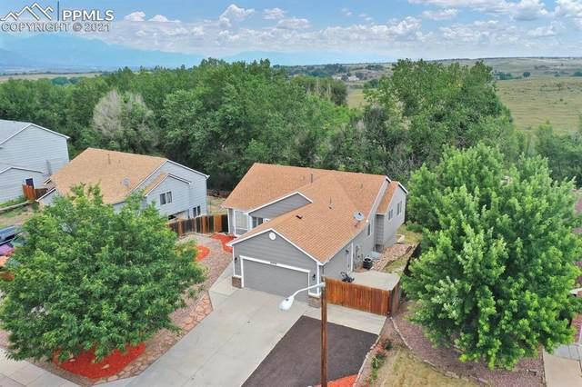 6970 Ketchum Drive, Colorado Springs, CO 80911 (#6841881) :: The Kibler Group