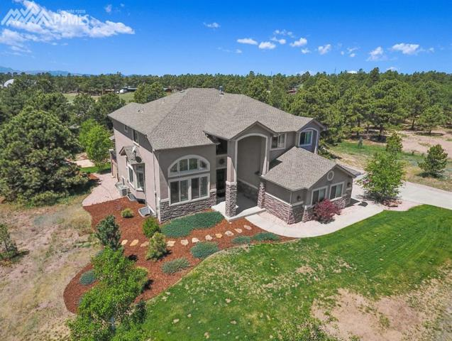 11388 Shaugnessy Road, Colorado Springs, CO 80908 (#6848314) :: 8z Real Estate