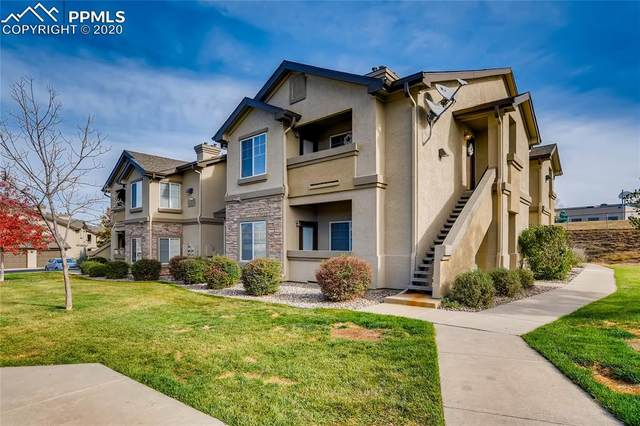 4315 Golden Glow View #204, Colorado Springs, CO 80922 (#6851668) :: The Kibler Group