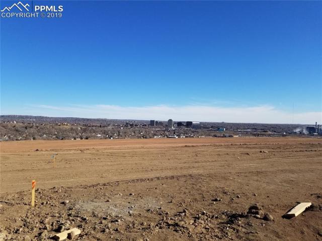 49 S Olympian Drive, Colorado Springs, CO 80905 (#6855395) :: The Hunstiger Team