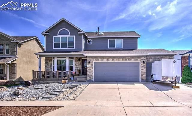 2820 Clapton Drive, Colorado Springs, CO 80920 (#6862001) :: The Kibler Group