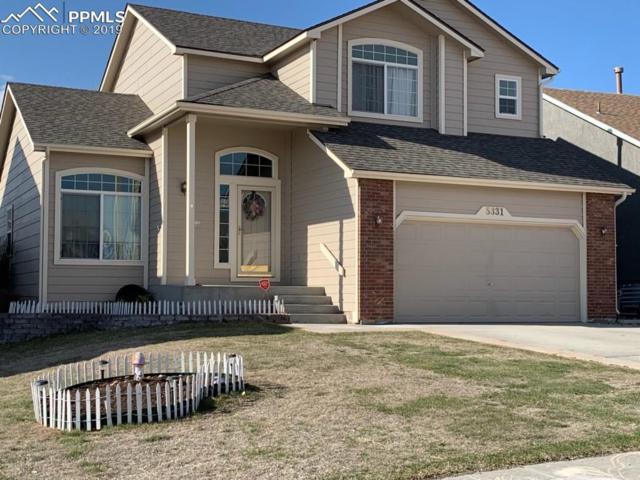 5331 Sparrow Hawk Way, Colorado Springs, CO 80911 (#6865711) :: The Kibler Group