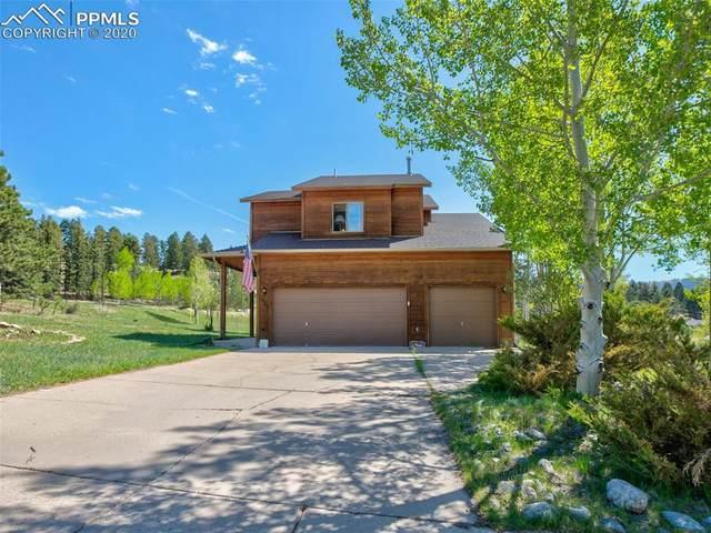 580 Black Bear Trail, Woodland Park, CO 80863 (#6866080) :: 8z Real Estate