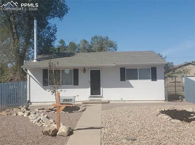 2927 Cheyenne Avenue, Pueblo, CO 81008 (#6866693) :: The Scott Futa Home Team