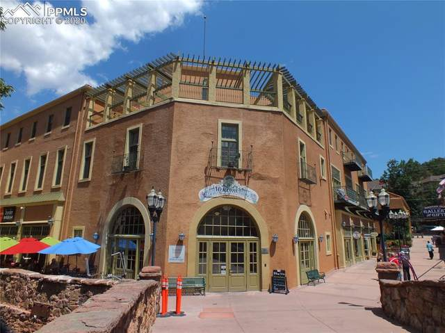 934 Manitou Avenue #207, Manitou Springs, CO 80829 (#6869810) :: Action Team Realty