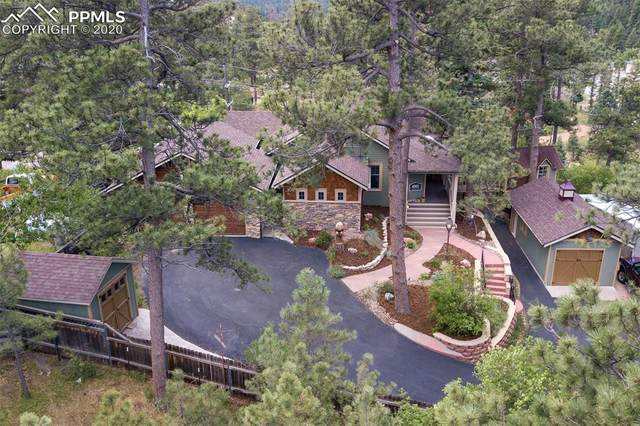 4501 Edwards Place, Cascade, CO 80809 (#6874614) :: Tommy Daly Home Team