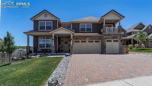 4178 Marblehead Place, Castle Rock, CO 80109 (#6879852) :: The Treasure Davis Team