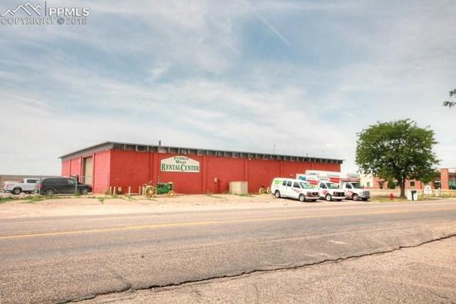 130 E Industrial Boulevard, Pueblo West, CO 81007 (#6880163) :: The Hunstiger Team