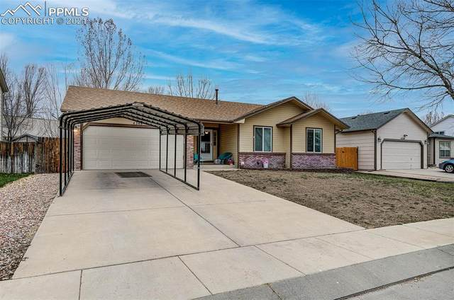 4348 Excursion Drive, Colorado Springs, CO 80911 (#6880813) :: Re/Max Structure