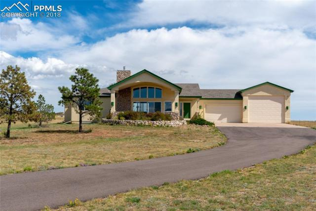 7175 Silver Ponds Heights, Colorado Springs, CO 80908 (#6881833) :: Jason Daniels & Associates at RE/MAX Millennium