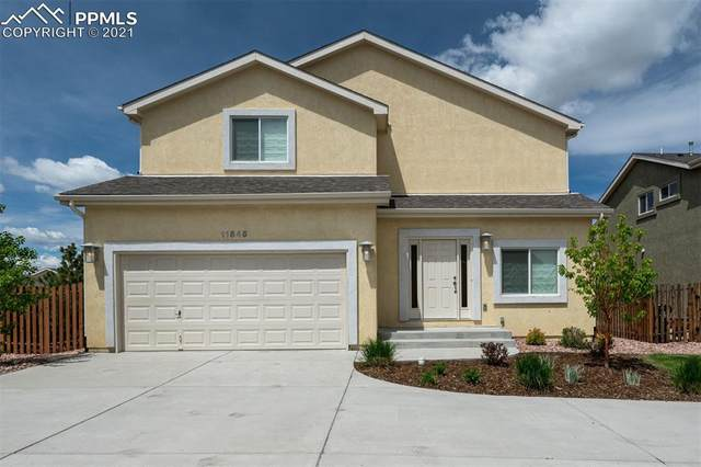 11545 Farnese Heights, Peyton, CO 80831 (#6882760) :: Tommy Daly Home Team