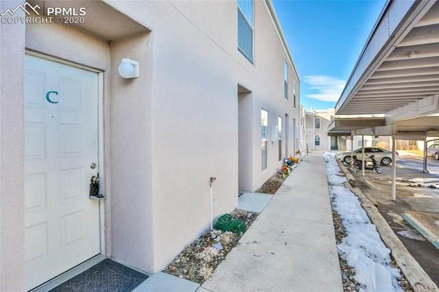 3430 Parkmoor Village Drive C, Colorado Springs, CO 80917 (#6883570) :: Colorado Home Finder Realty