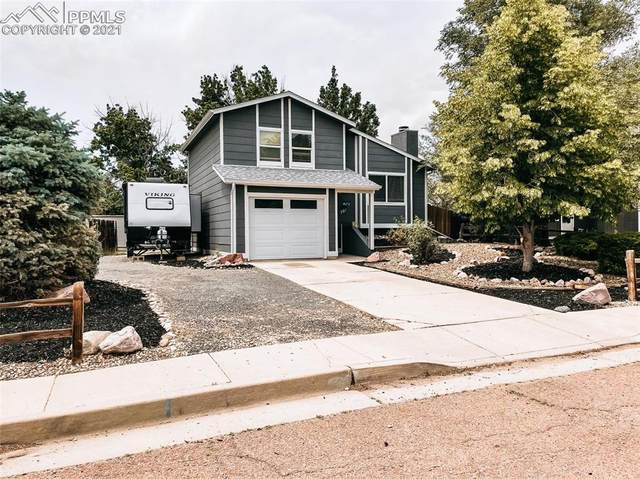701 Blossom Field Road, Fountain, CO 80817 (#6883913) :: The Artisan Group at Keller Williams Premier Realty