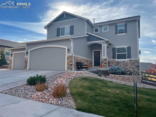 16172 St Lawrence Way, Monument, CO 80132 (#6886846) :: You 1st Realty