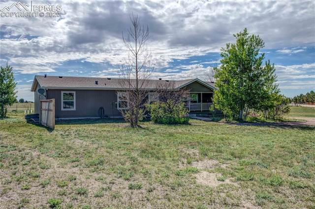 13550 Gymkhana Road, Peyton, CO 80831 (#6887537) :: The Kibler Group