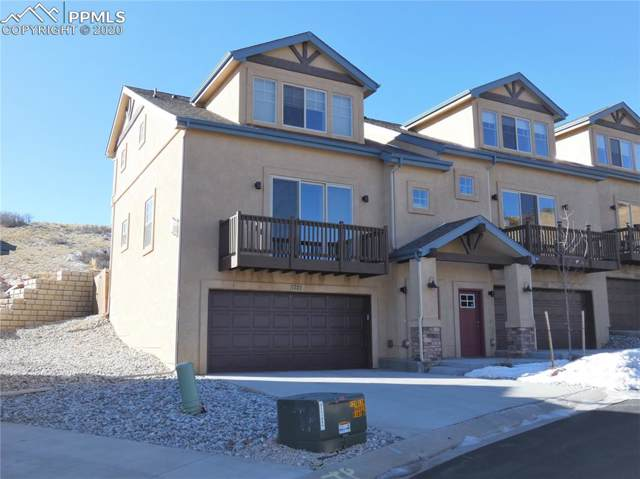 5721 Canyon Reserve Heights, Colorado Springs, CO 80919 (#6889576) :: The Peak Properties Group