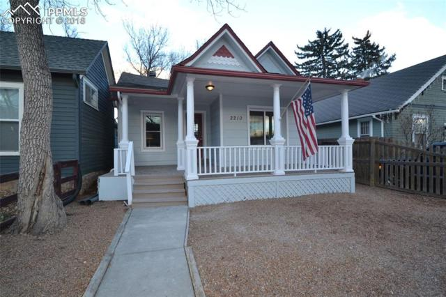 2210 W Bijou Street, Colorado Springs, CO 80904 (#6890814) :: The Treasure Davis Team