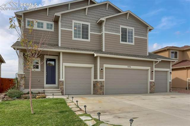 7576 Bigtooth Maple Drive, Colorado Springs, CO 80925 (#6891156) :: The Treasure Davis Team