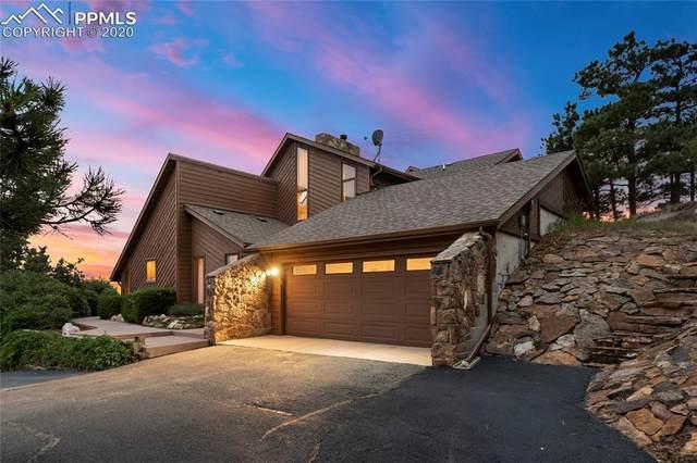 1020 Walsen Road, Colorado Springs, CO 80921 (#6895792) :: The Kibler Group