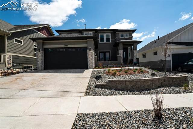 11733 Spectacular Bid Circle, Colorado Springs, CO 80921 (#6897539) :: Tommy Daly Home Team