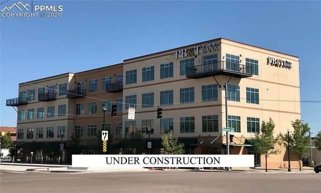 415 E Pikes Peak Avenue #401, Colorado Springs, CO 80903 (#6905665) :: Venterra Real Estate LLC