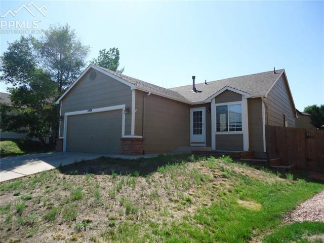 5424 Butterfield Drive, Colorado Springs, CO 80923 (#6907348) :: The Hunstiger Team