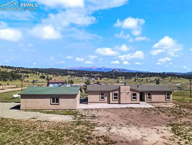 84 Calle De La Nieva Street, Florissant, CO 80816 (#6909054) :: The Treasure Davis Team