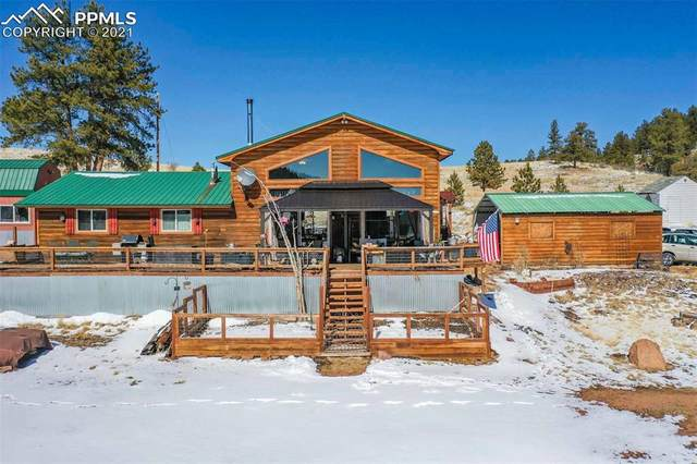 608 Slater Creek Road, Guffey, CO 80820 (#6909707) :: Fisk Team, RE/MAX Properties, Inc.