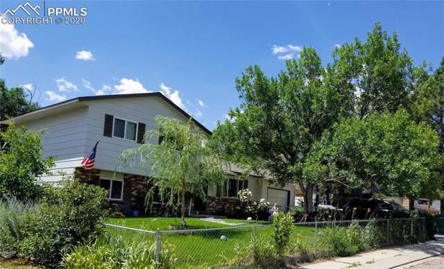 1080 Chiricahua Drive, Colorado Springs, CO 80915 (#6910830) :: Jason Daniels & Associates at RE/MAX Millennium