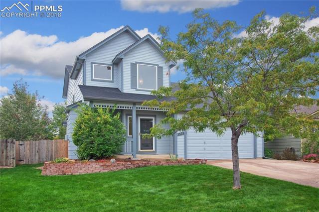 1535 Gumwood Drive, Colorado Springs, CO 80906 (#6911042) :: The Treasure Davis Team