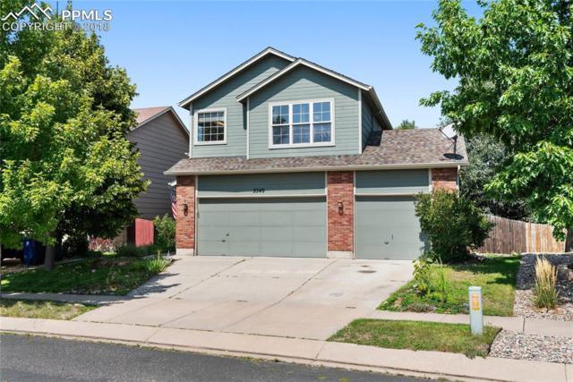 5540 Many Springs Drive, Colorado Springs, CO 80923 (#6911414) :: Harling Real Estate